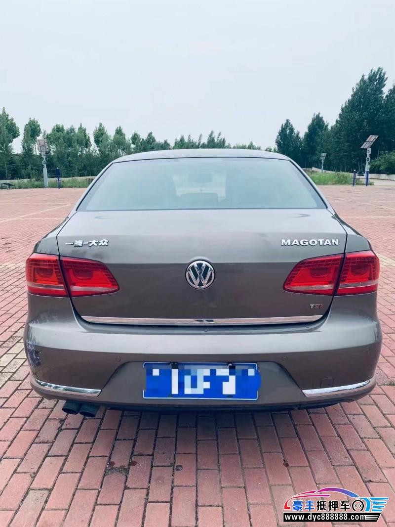 15年大众迈腾轿车抵押车出售