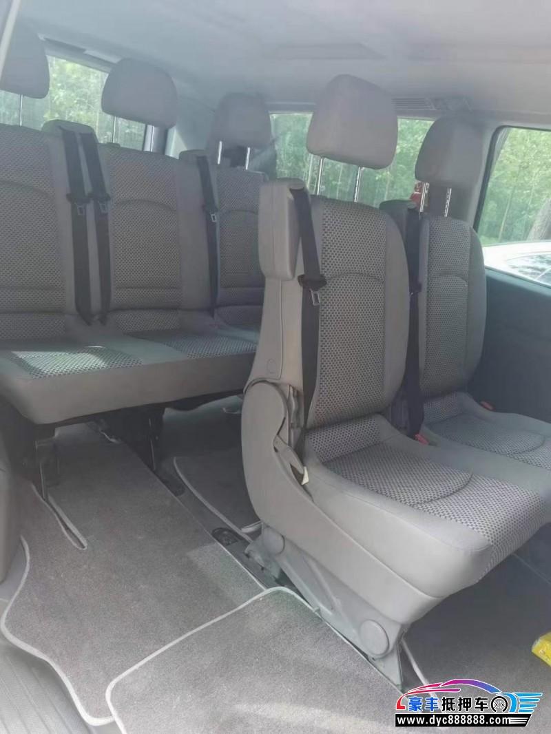 14年奔驰威霆MPV抵押车出售