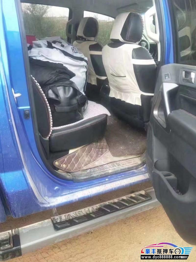 抵押车出售19年黄海黄海N3皮卡