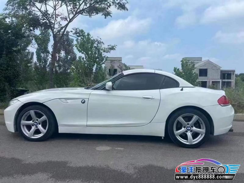 12年宝马Z4轿车抵押车出售
