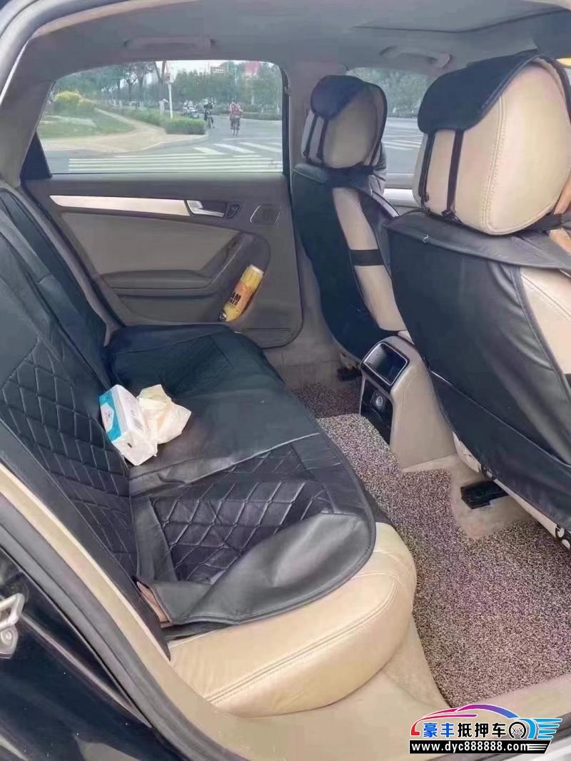 抵押车出售12年奥迪A4轿车