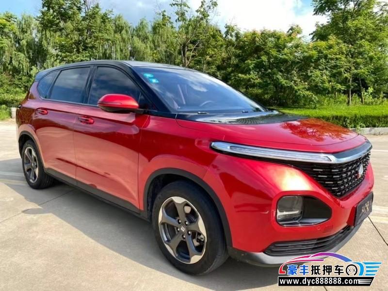 20年宝骏宝骏RM5SUV抵押车出售