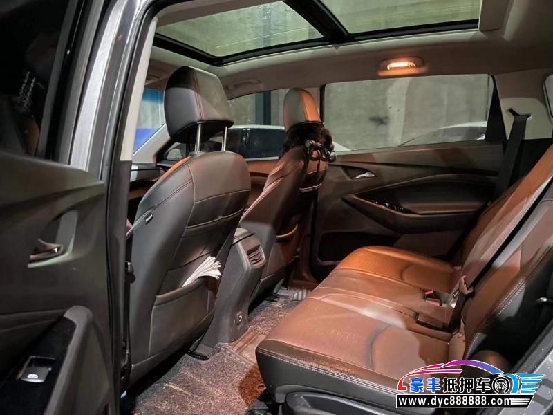 18年雪佛兰沃兰多SUV抵押车出售