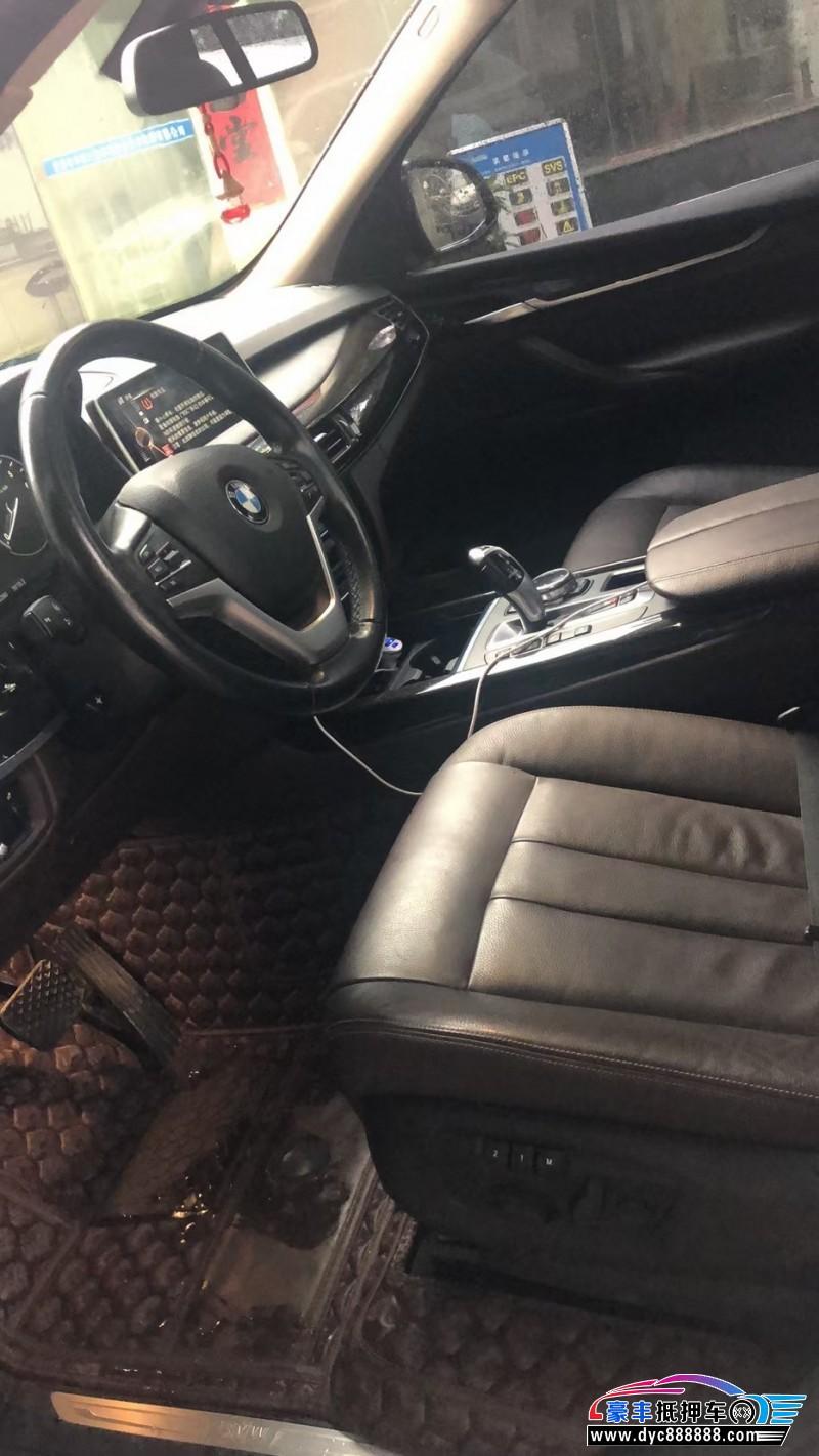 抵押车出售14年宝马X5轿车