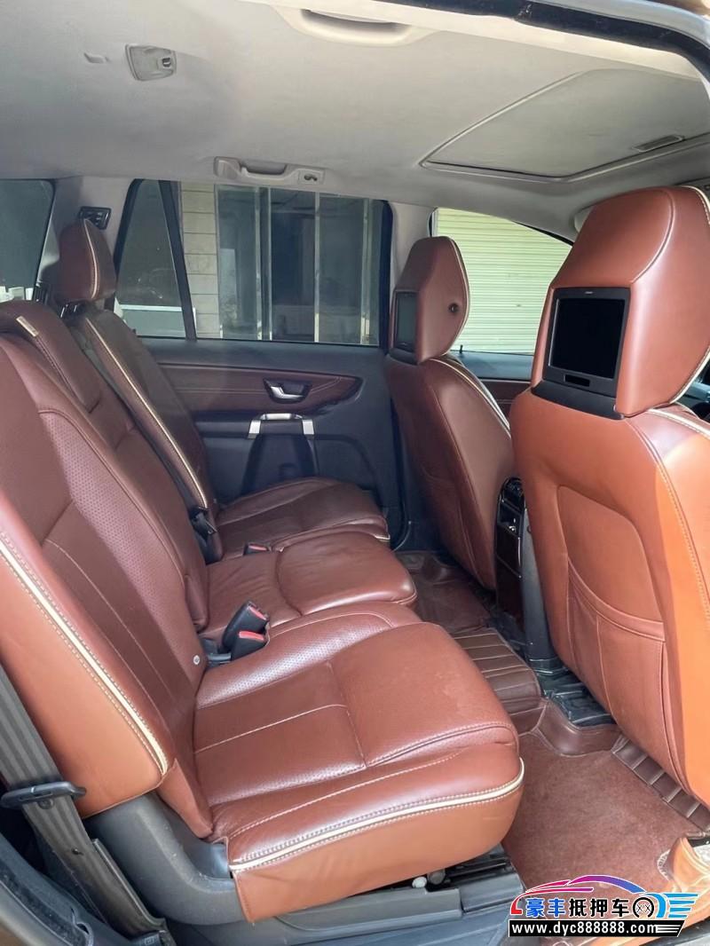 抵押车出售13年沃尔沃XC90轿车