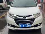 抵押车出售17年本田奥德赛SUV