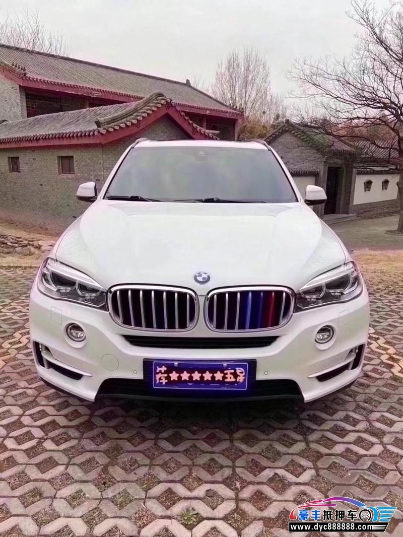 抵押车出售20年宝马X5SUV