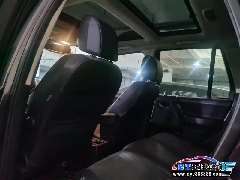 12年路虎神行者2SUV抵押车出售