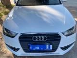 抵押车出售14年奥迪A4L轿车