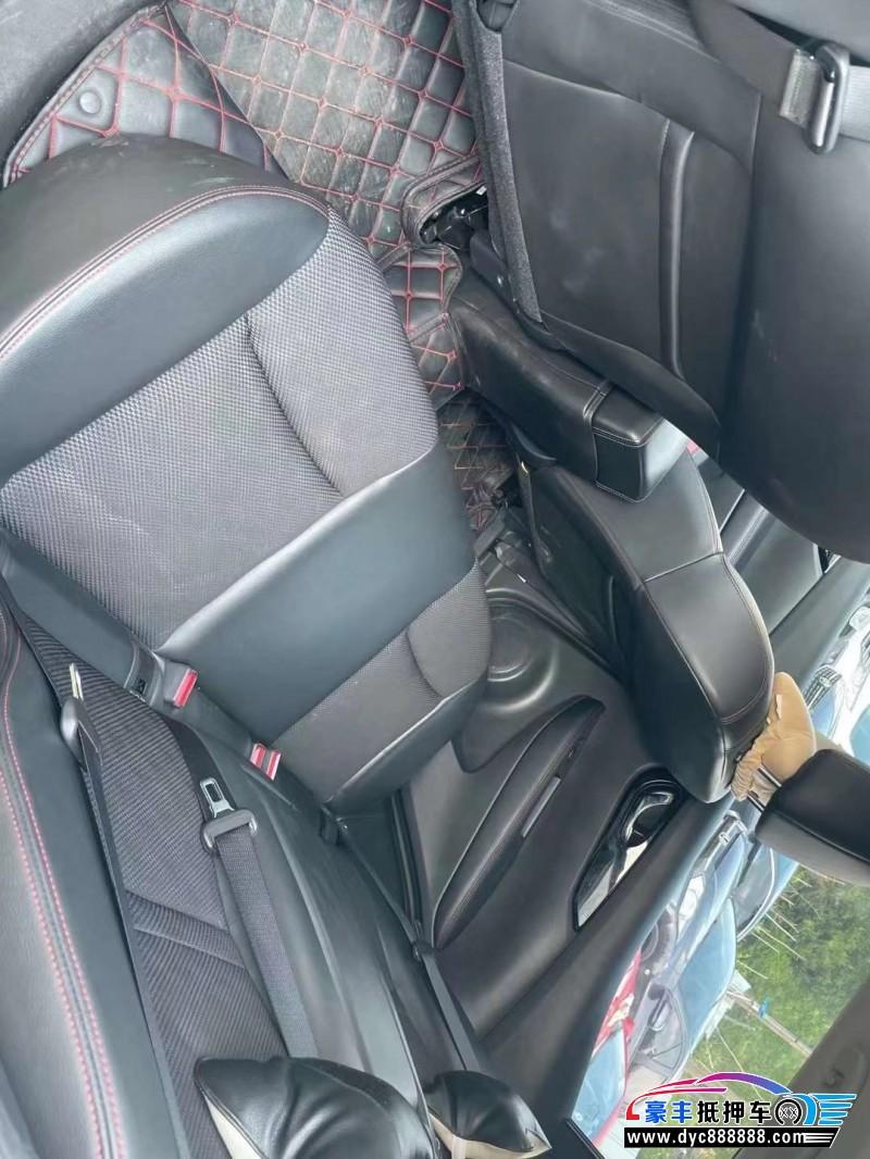 抵押车出售19年日产逍客SUV