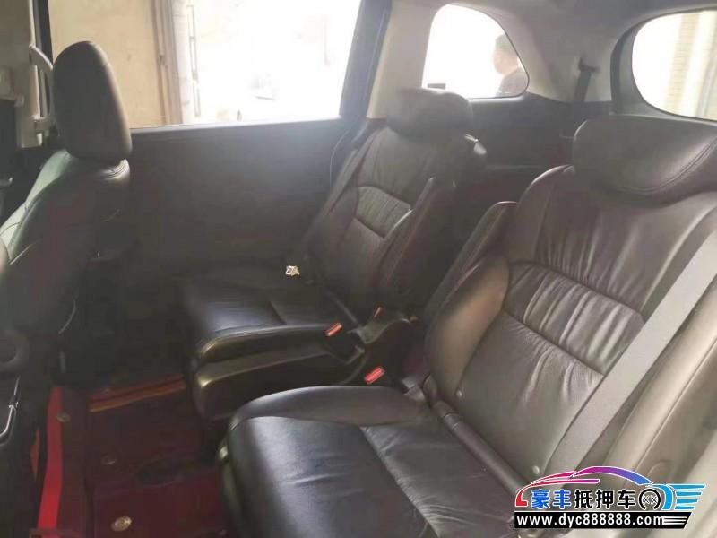 17年本田奥德赛MPV抵押车出售