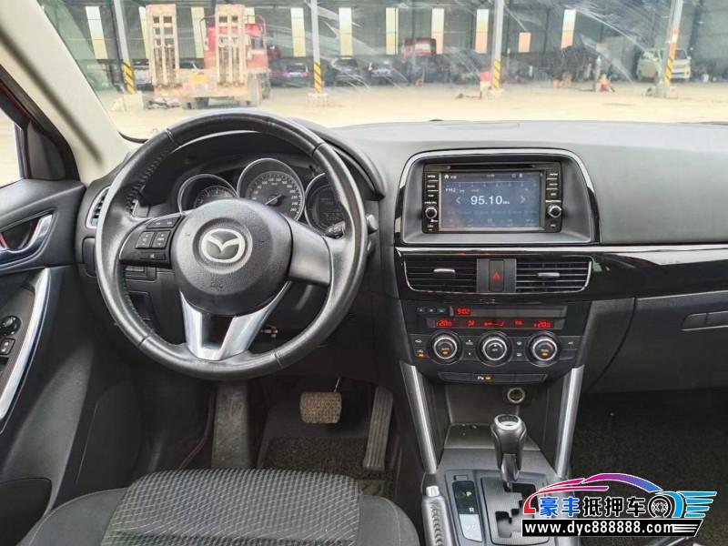 抵押车出售15年马自达CX-5SUV