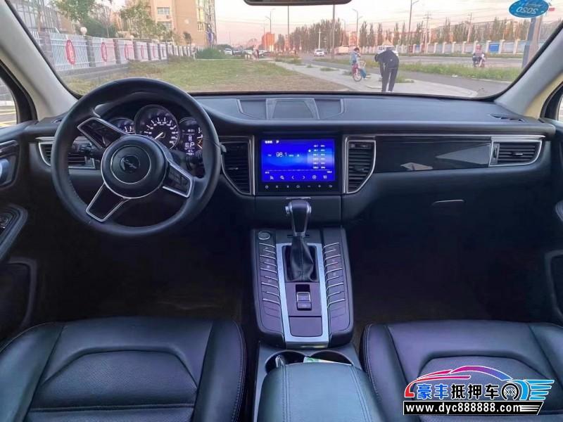 抵押车出售18年众泰SR9轿车