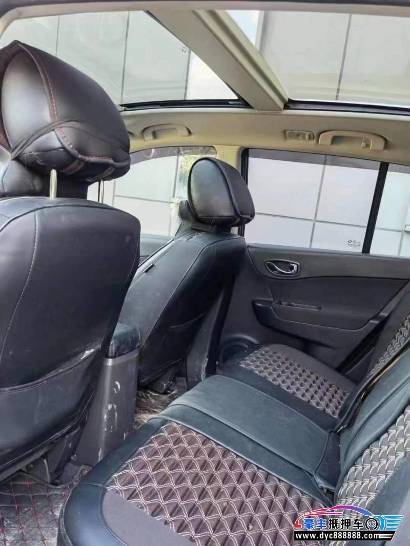 抵押车出售14年雷诺科雷傲SUV