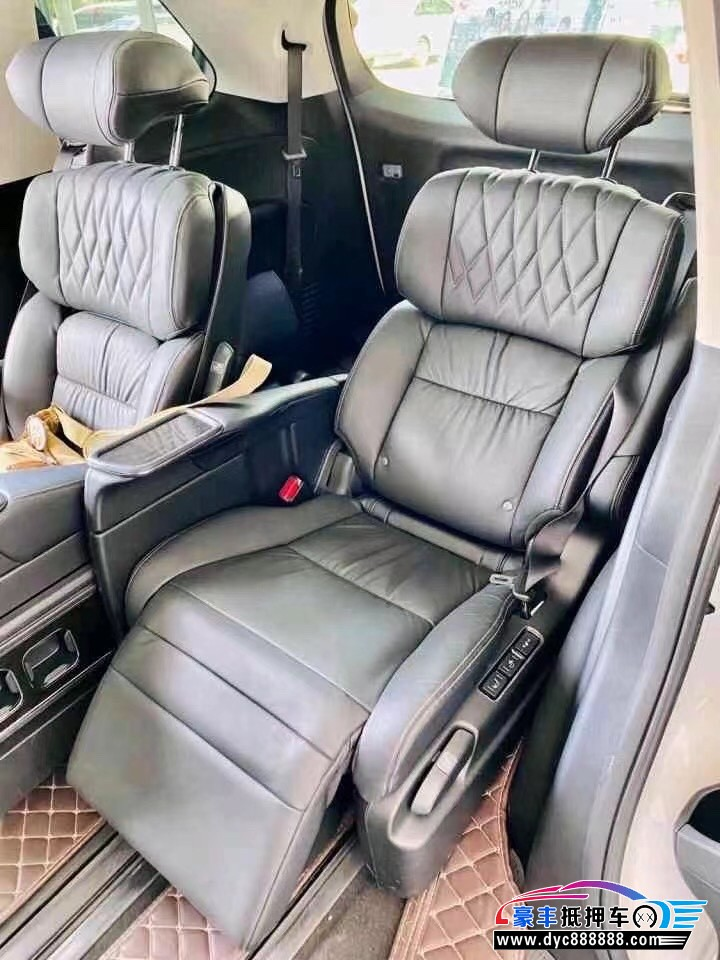 21年本田艾力绅MPV抵押车出售