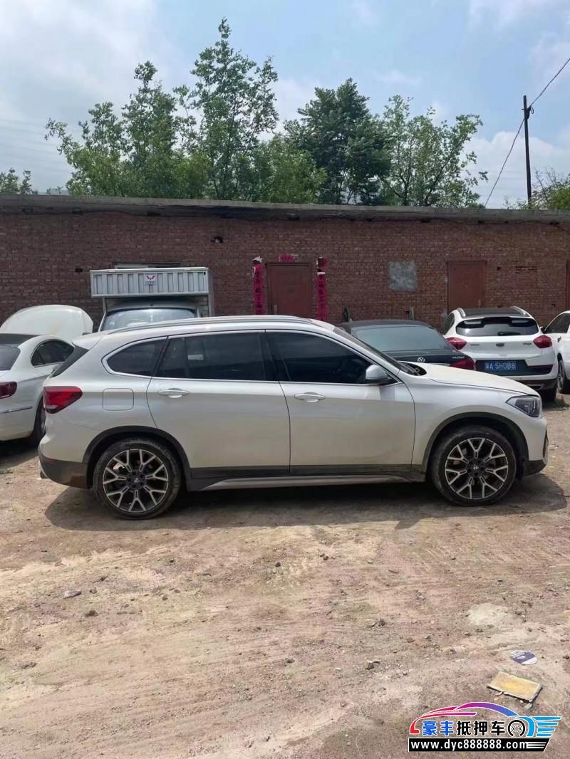 20年宝马X1SUV抵押车出售