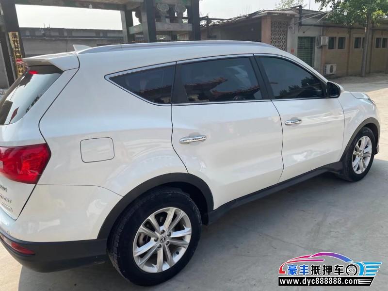 抵押车出售18年东风风光580轿车