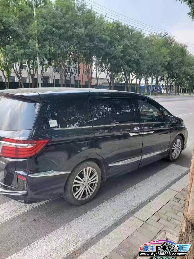 17年本田艾力绅轿车抵押车出售