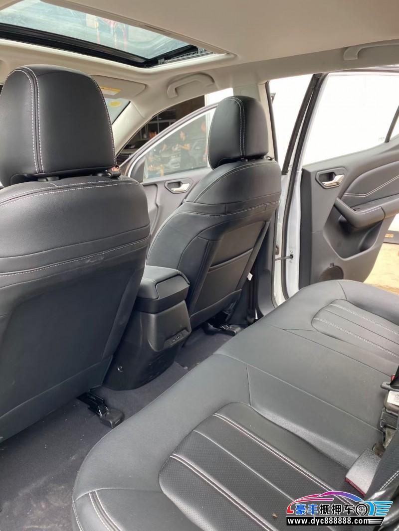 抵押车出售21年东南东南DX3SUV