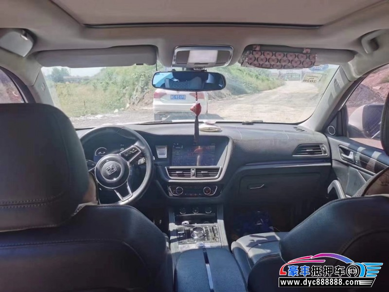 16年众泰T600轿车抵押车出售