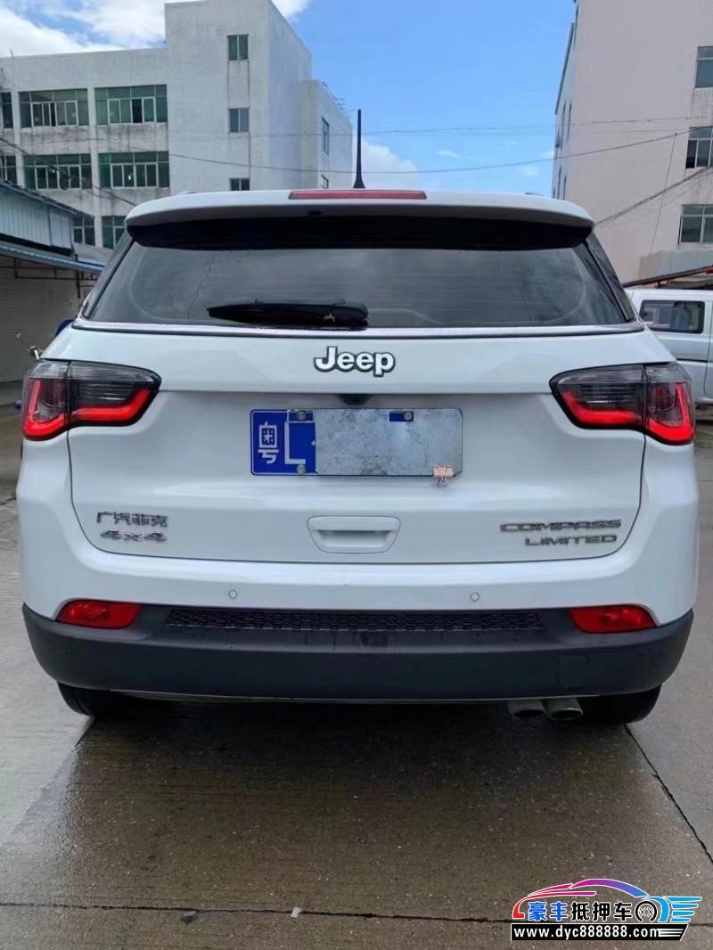 抵押车出售18年Jeep指南者SUV