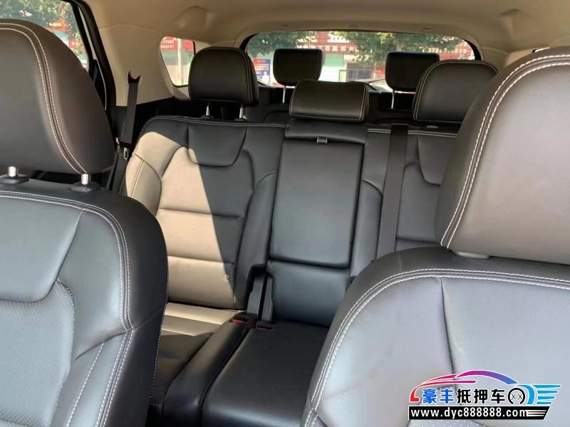 抵押车出售20年东风风光560MPV