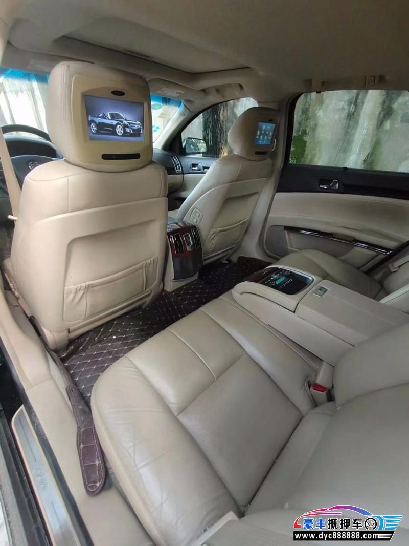 抵押车出售11年凯迪拉克SLS赛威轿车