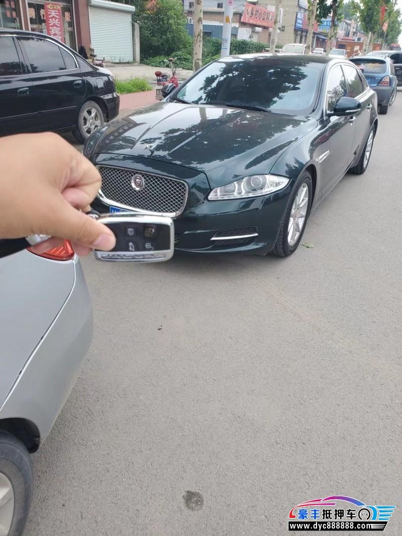 抵押车出售15年捷豹XJ轿车