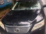12年丰田凯美瑞轿车抵押车出售