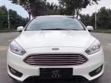 抵押车出售17年福特福克斯轿车