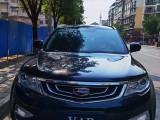 抵押车出售18年吉利博越SUV