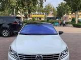 抵押车出售17年大众CC轿车