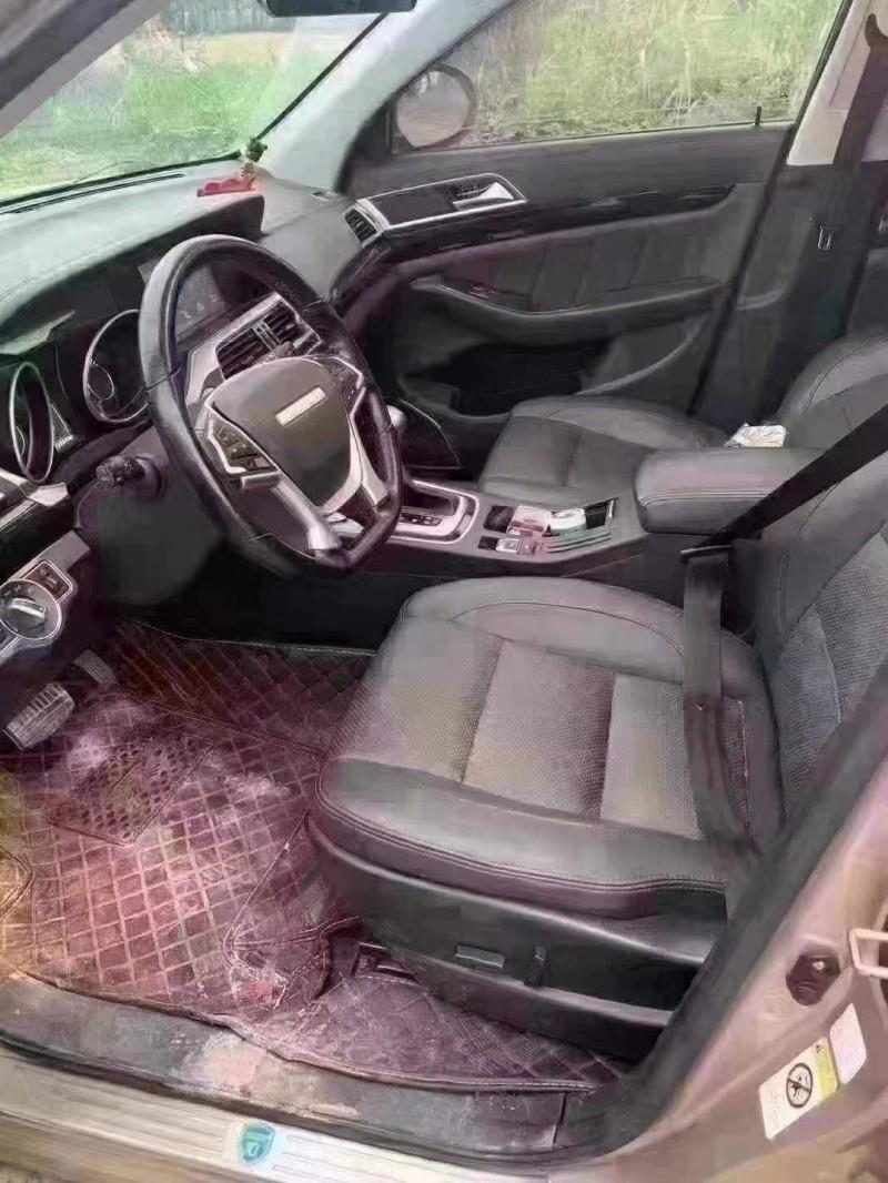 16年猎豹汽车CS10SUV抵押车出售