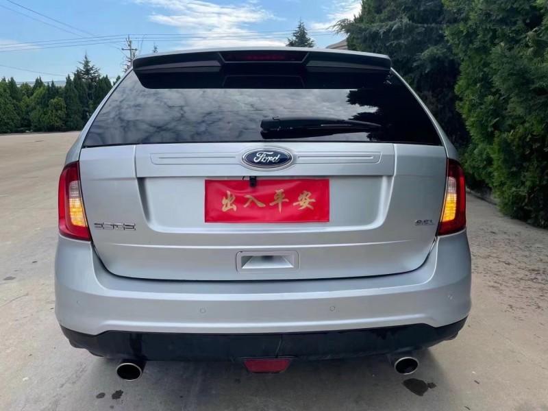 12年福特锐界SUV抵押车出售