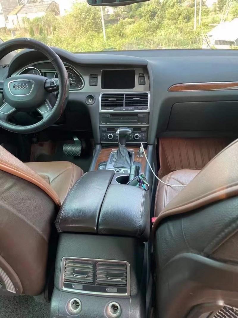 15年奥迪Q7SUV抵押车出售