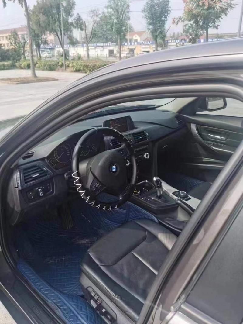 14年宝马3系轿车抵押车出售