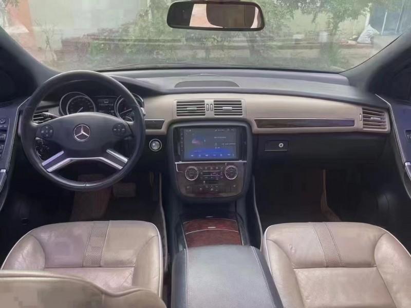 13年奔驰RMPV抵押车出售