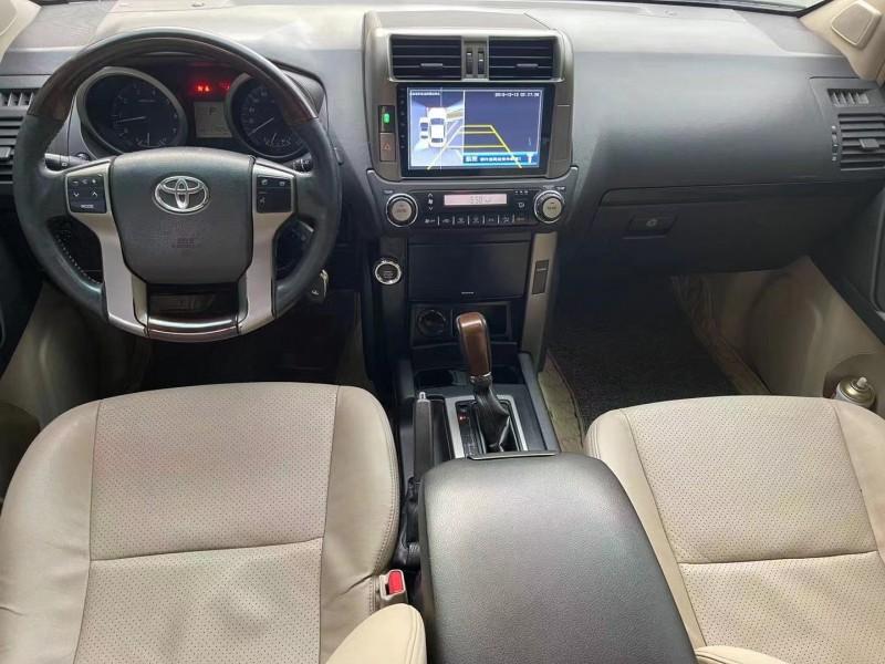 13年丰田普拉多SUV抵押车出售