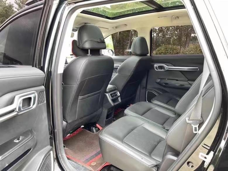 抵押车出售20年吉利豪越SUV