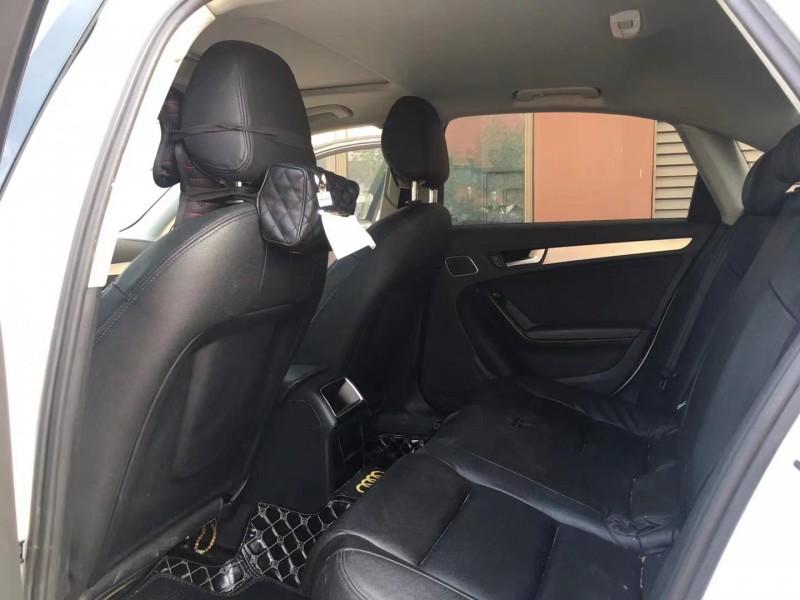 抵押车出售14年奥迪A4轿车