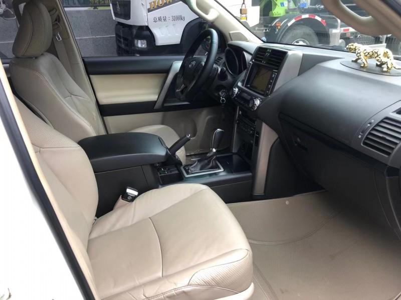 10年丰田普拉多SUV抵押车出售