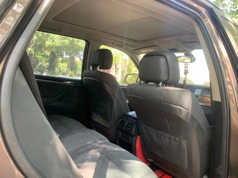 13年宝马X5SUV抵押车出售