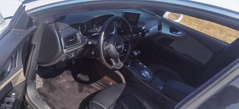 14年奥迪A7轿车抵押车出售