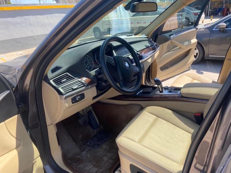 13年宝马X5轿车抵押车出售
