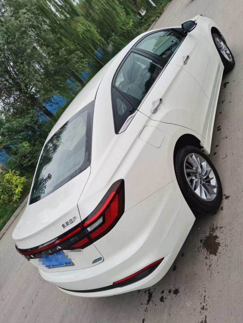 抵押车出售21年启辰D60轿车