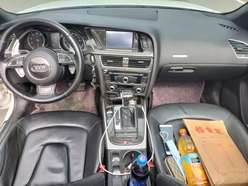 抵押车出售14年奥迪A5轿车