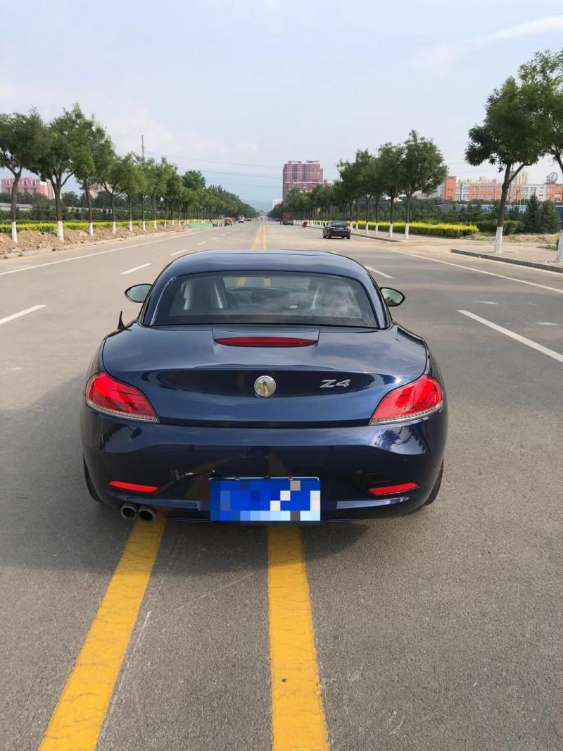 抵押车出售15年宝马Z4跑车