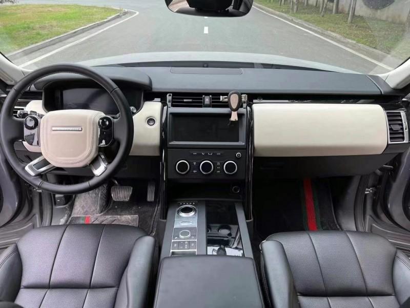 20年路虎发现5SUV抵押车出售