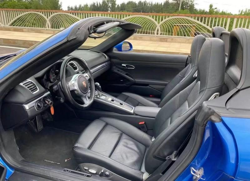 抵押车出售14年保时捷Boxster轿车