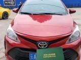 抵押车出售17年丰田威驰轿车
